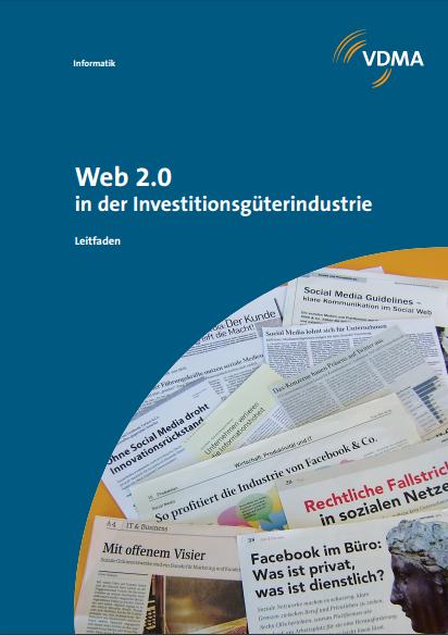 "VDMA Leitfaden (2011) ""WEB 2.0 in der Investitionsgüterindustrie"""
